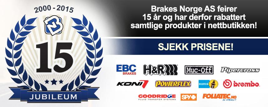 Brakes Norge - Kampanje